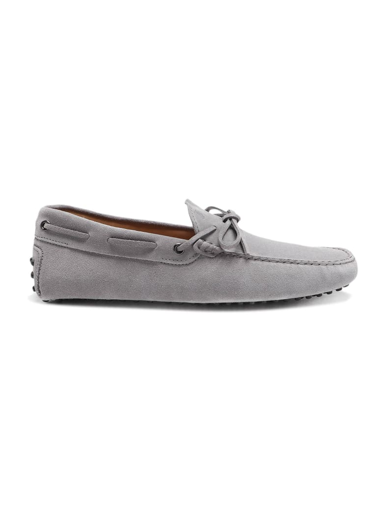 Tod's Gommino Loafer - Grigio Mouse