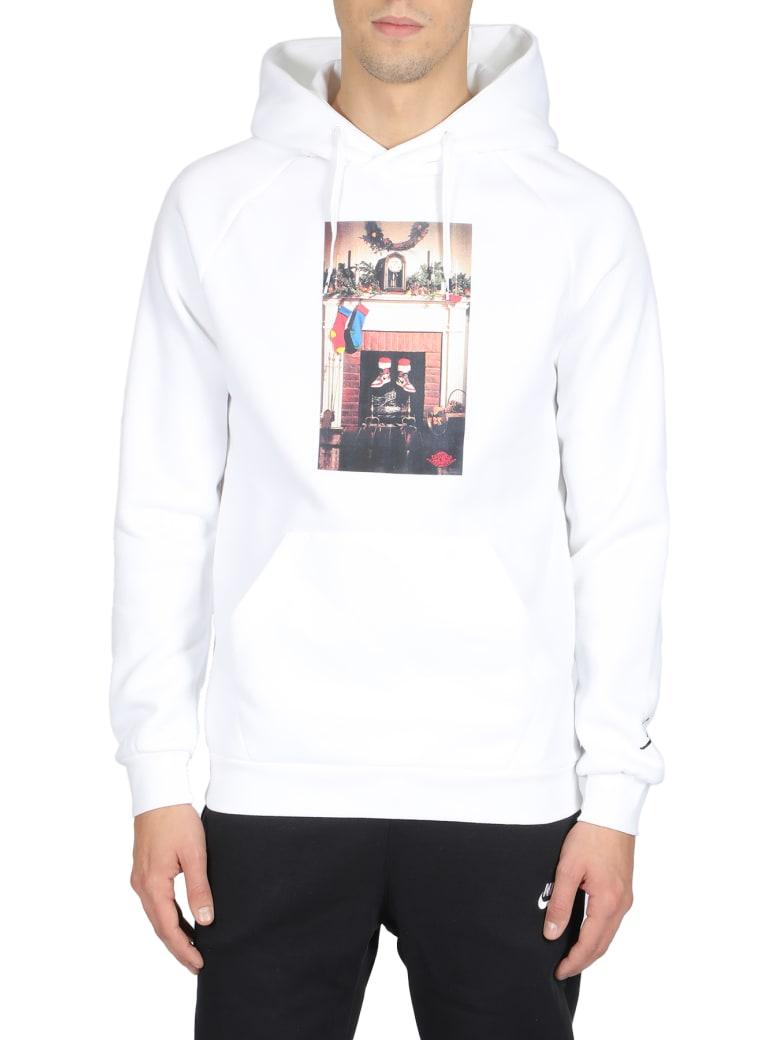 Nike Fleece - Bianco