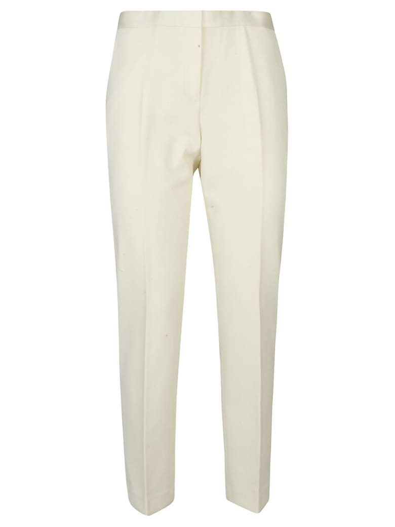 Theory Tailored Trousers - Ivory