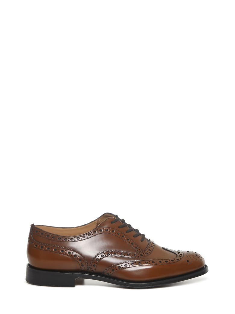 Church's Burwood Laced Up - Brown