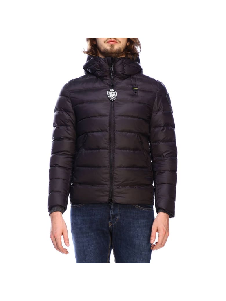 cheaper 1a0df 1134a Best price on the market at italist | Blauer Blauer Jacket Jacket Men Blauer