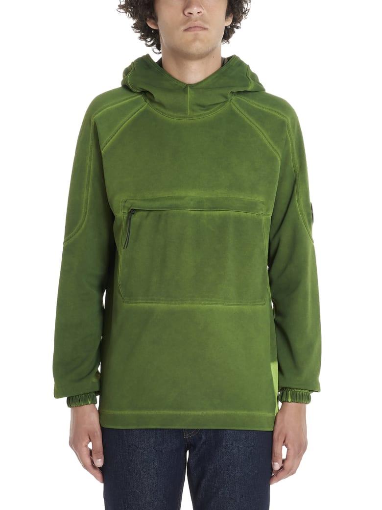 C.P. Company Hoodie - Green