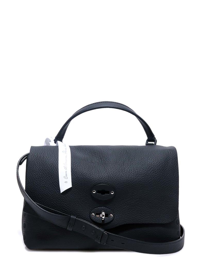 Zanellato Postina S Shoulder Bag - Black