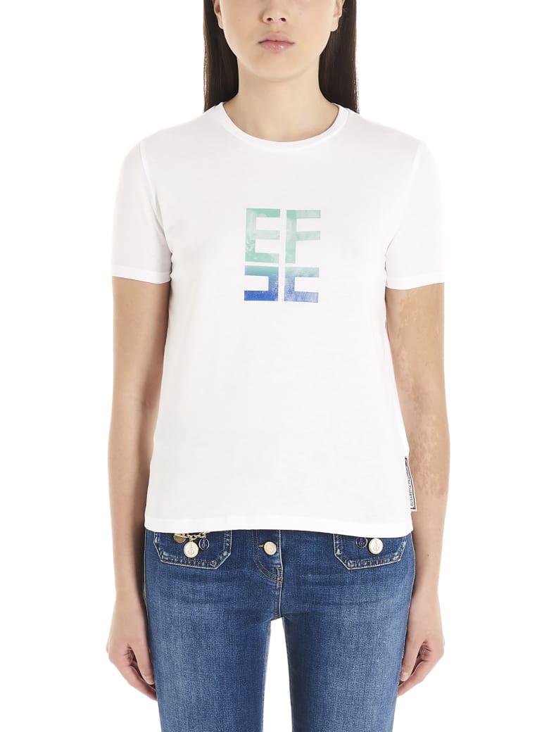 Elisabetta Franchi Celyn B. T-shirt - White
