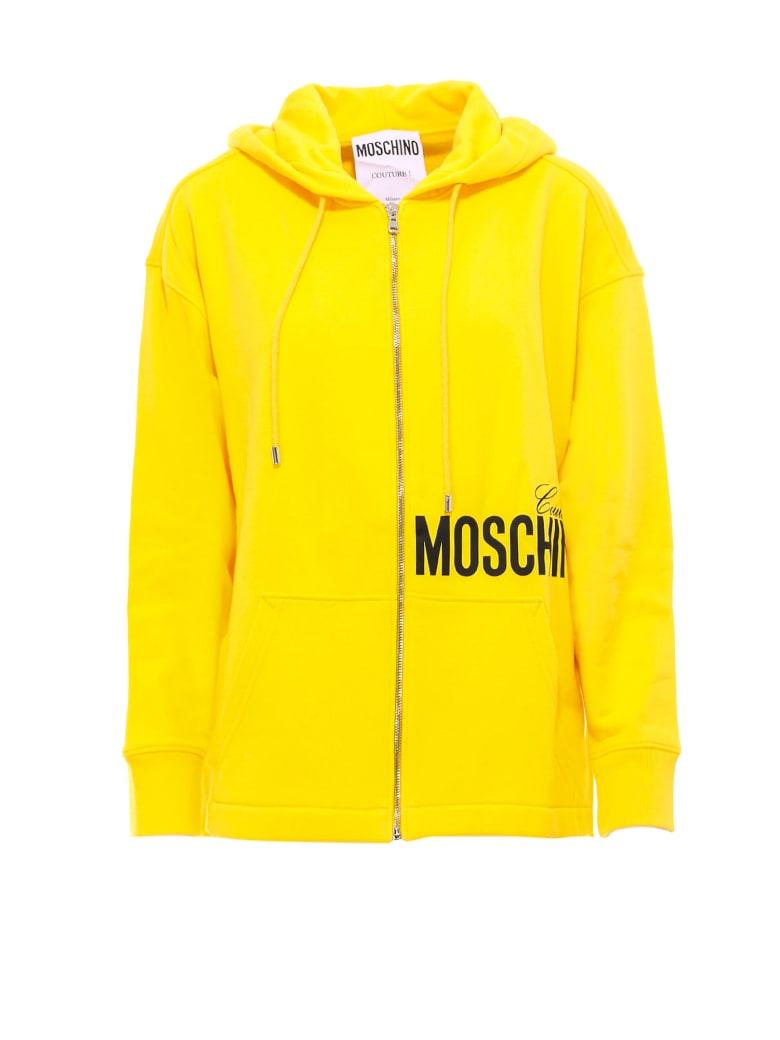 Moschino Sweatshirt - Yellow