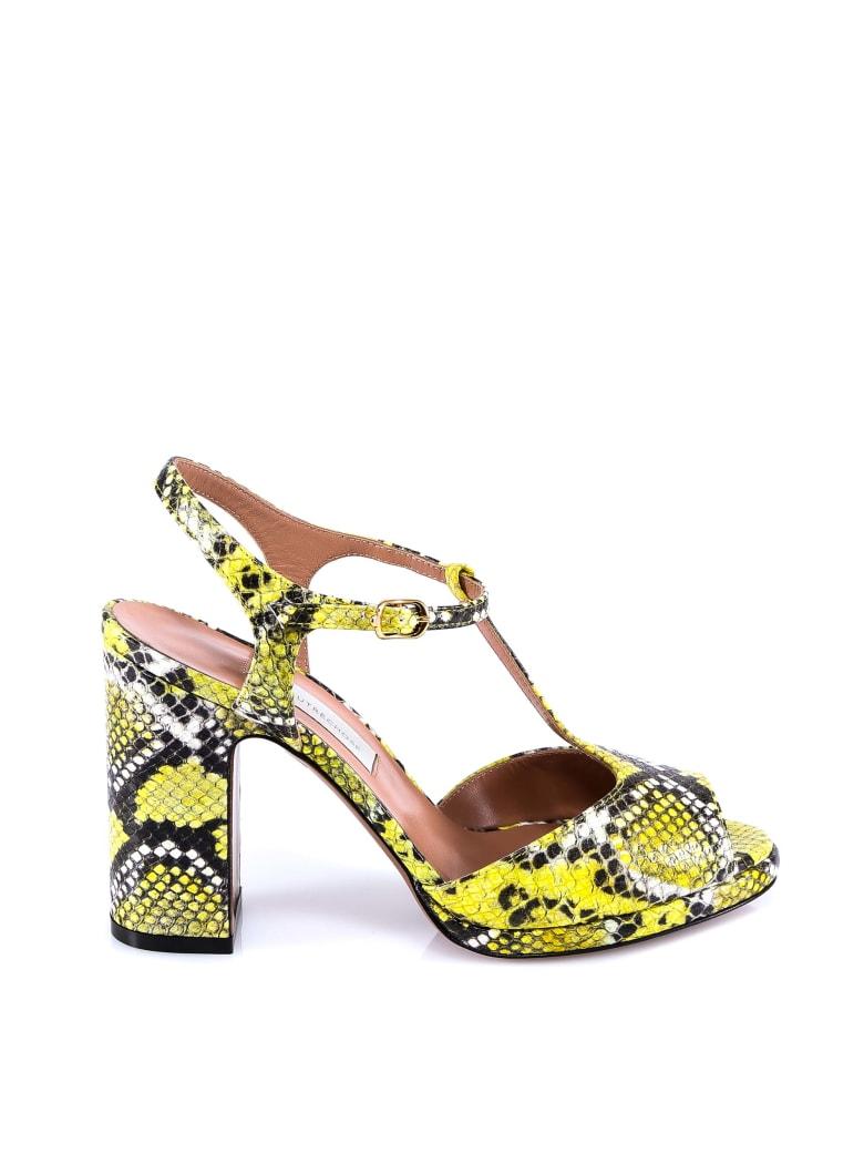 L'Autre Chose Sandals - Yellow