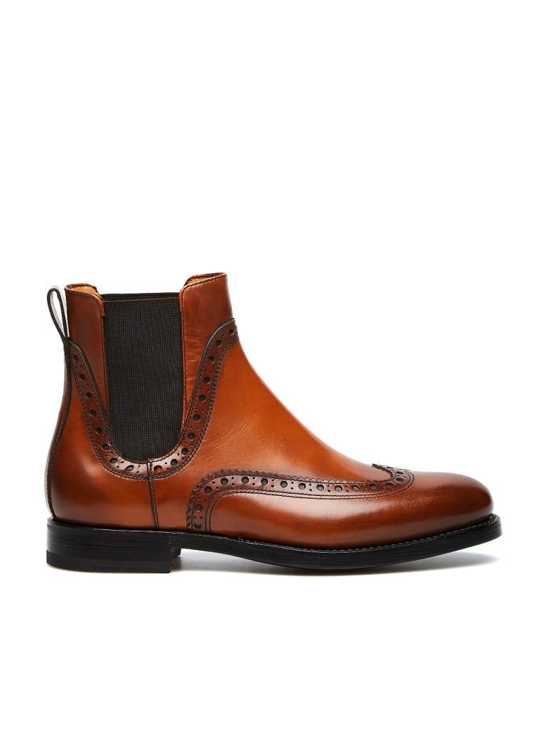 Fabi Boots - CUOIO