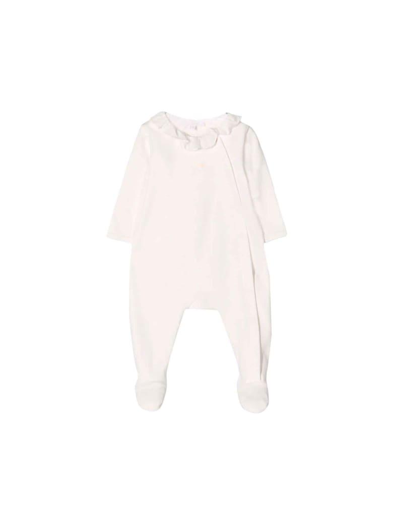 Chloé White Baby Suit - Bianco sporco