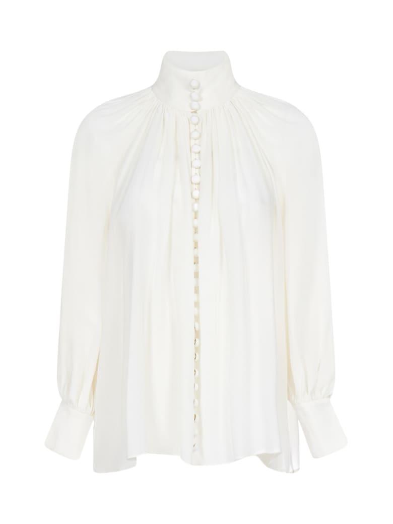 Zimmermann Shirt - Ivory