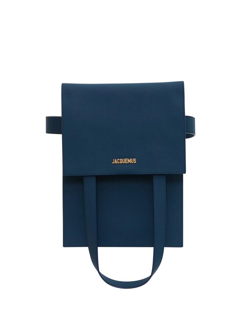 Jacquemus Le Sac Murano - Blu