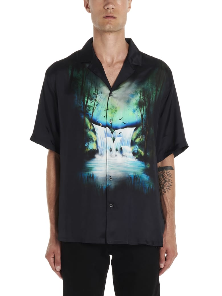 Off-White 'waterfall' Shirt - Multicolor