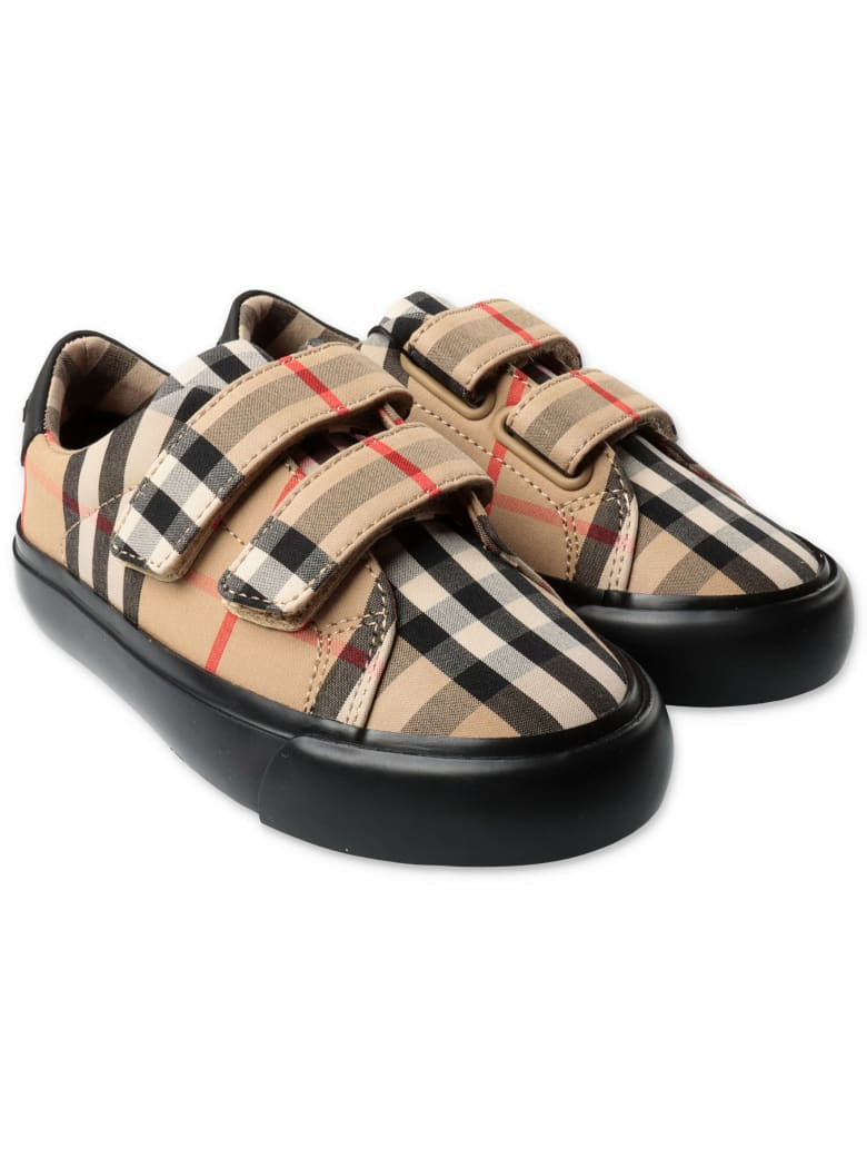 Burberry Shoes - Beige/nero