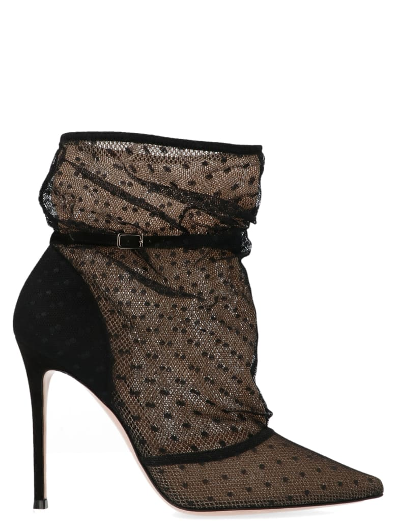 Gianvito Rossi 'emanuelle' Shoes by Gianvito Rossi