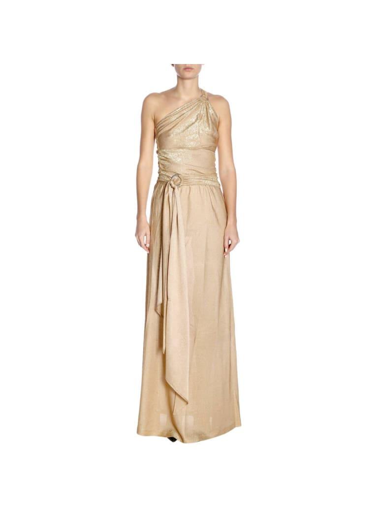 Just Cavalli Dress Dress Women Just Cavalli - gold