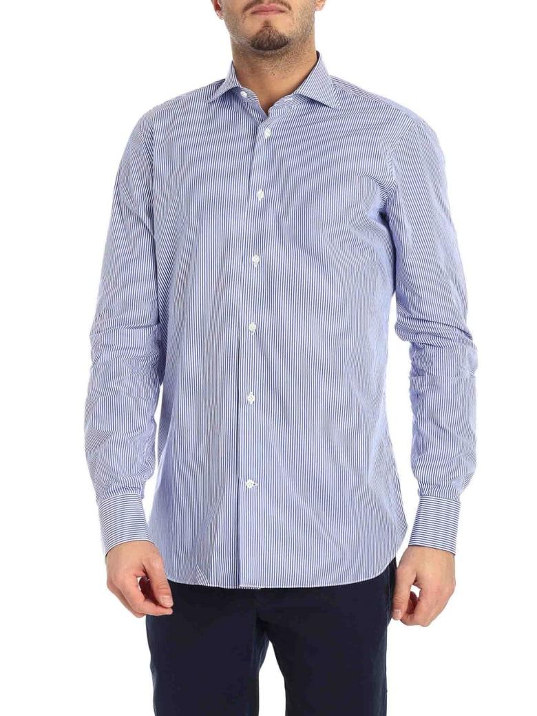 Borriello Napoli Borriello Shirt Cotton - White
