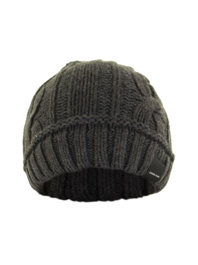 Canada Goose Cable Toque Iron Grey Hat - Iron Grey