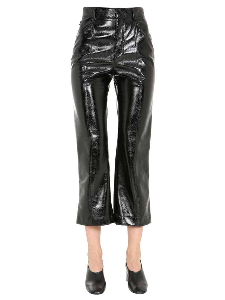 Philosophy di Lorenzo Serafini Cropped Trousers - NERO