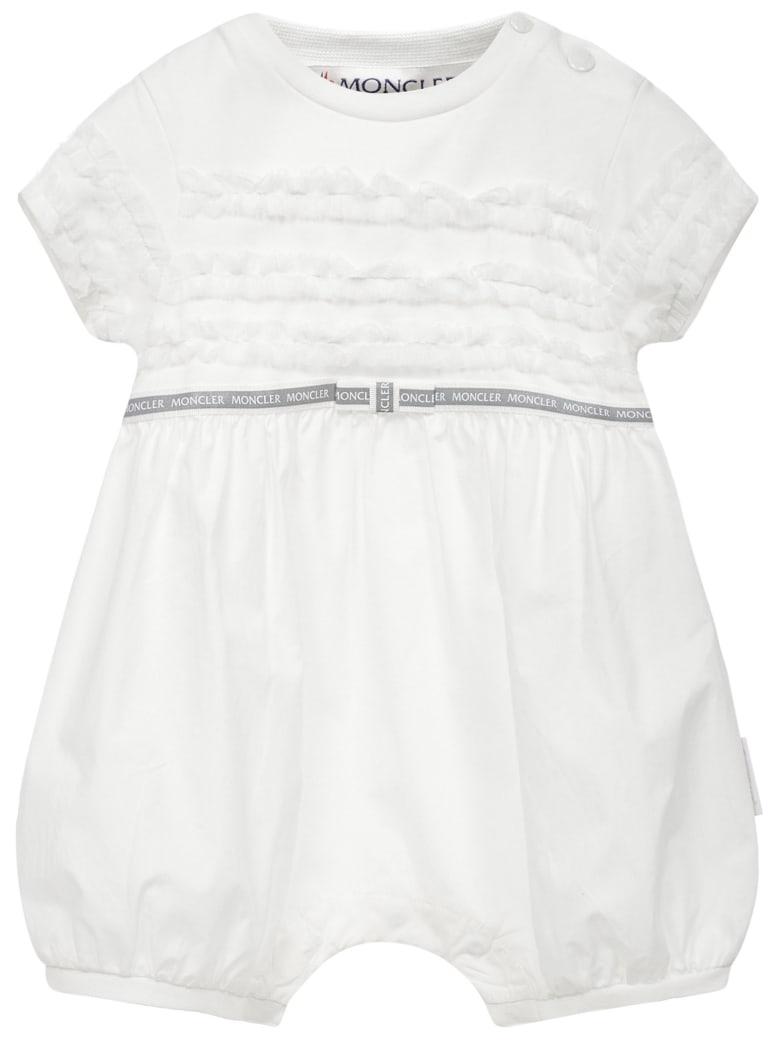 Moncler Enfant Romper - White