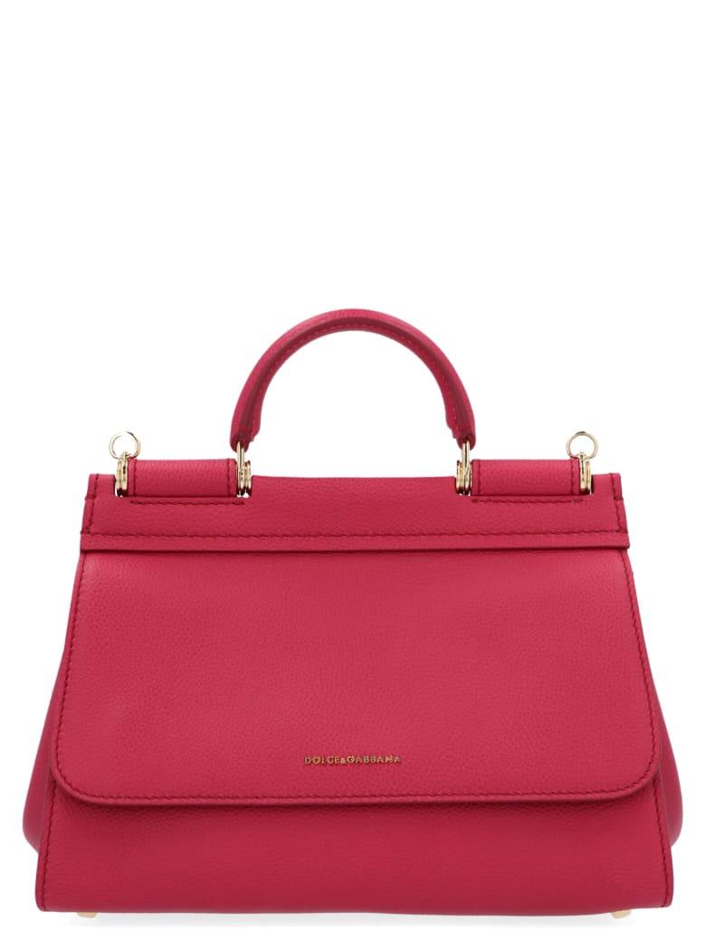Dolce & Gabbana 'sicily' Bag - Fuchsia