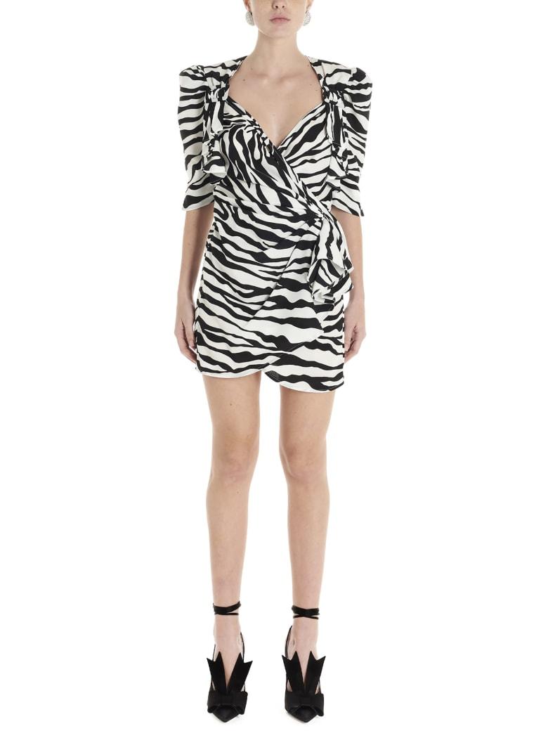 The Attico Dress - Black&White