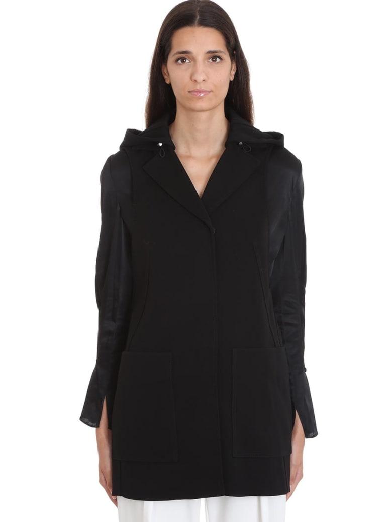 3.1 Phillip Lim Vest In Black Polyester - black