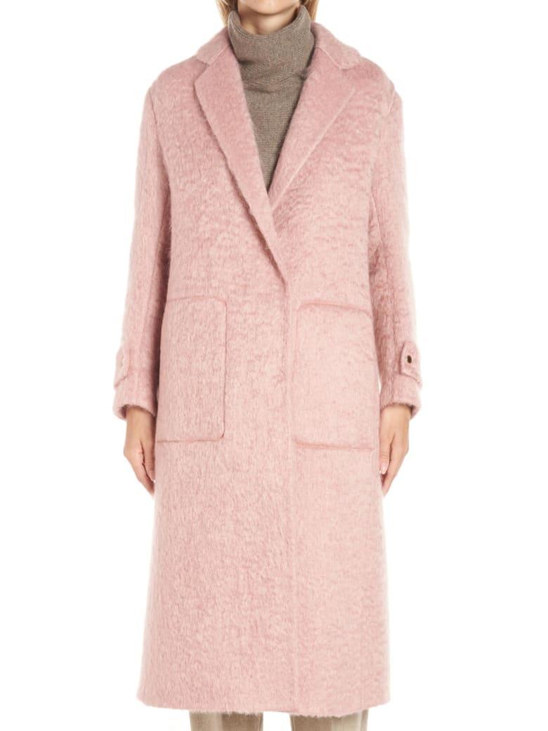 Agnona Coat - Pink