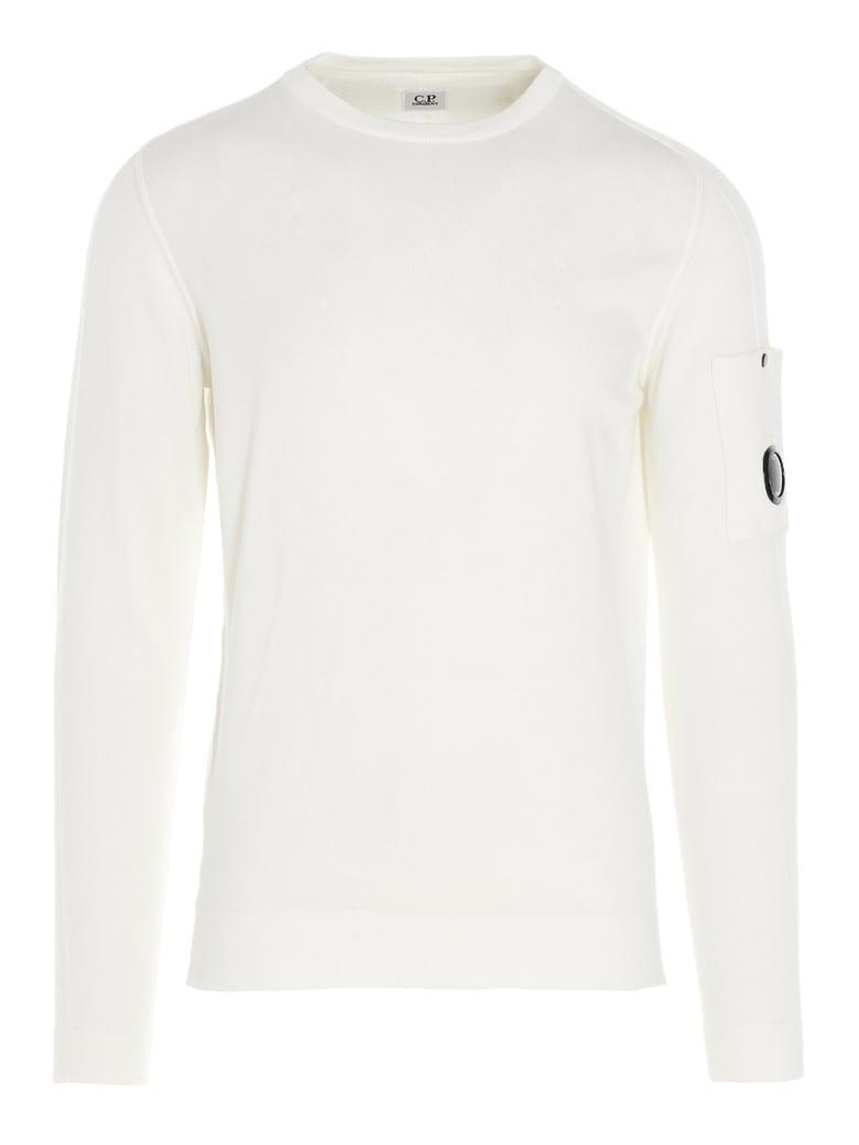 C.P. Company Sweater - White