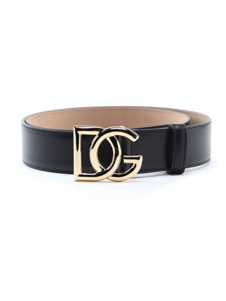 Dolce & Gabbana Belt - Nero