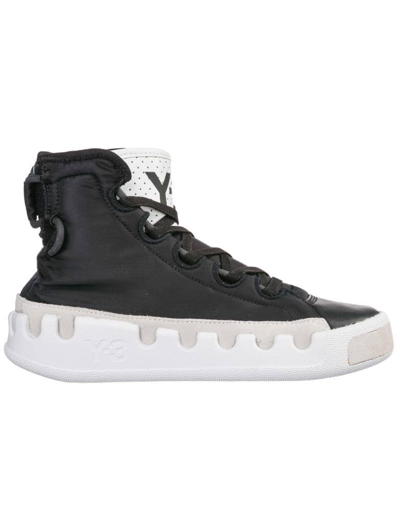Y-3  Shoes High Top Trainers Sneakers Kasabaru - Nero