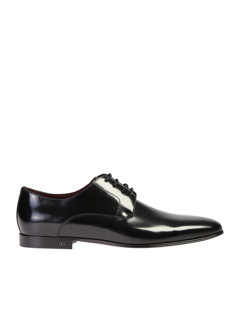 Dolce & Gabbana Derby Shoes - Black