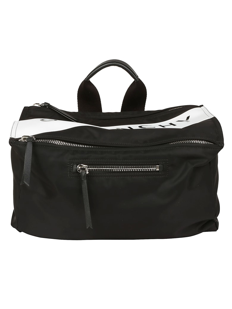 Givenchy Pandora Bag - Black white