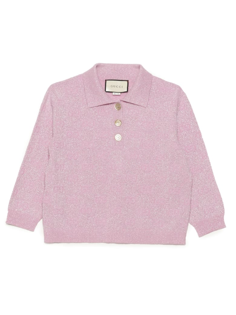 Gucci Polo - Pink