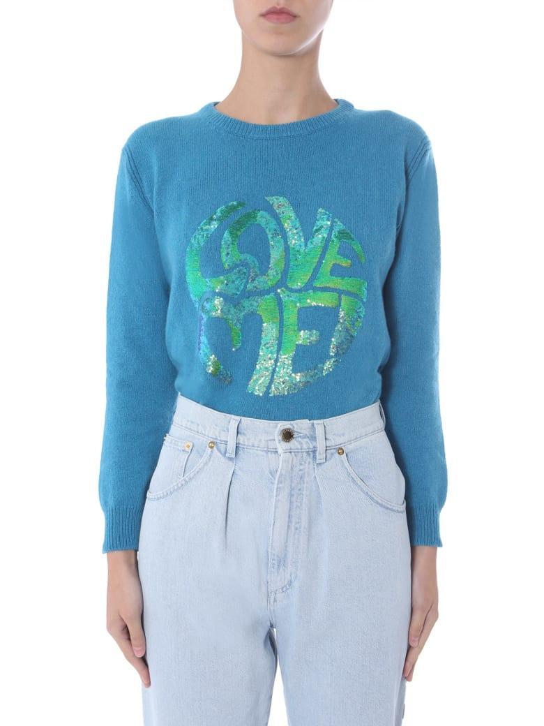 Alberta Ferretti Love Me Sweater
