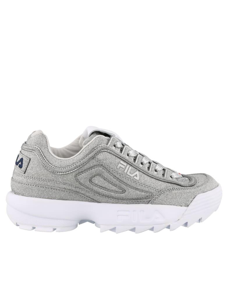 Fila Disruptor Ii Sneakers - Silver