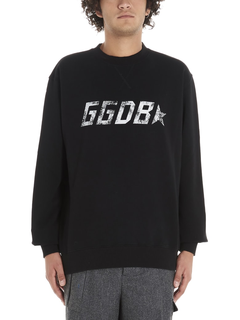 Golden Goose Sweatshirt - Black