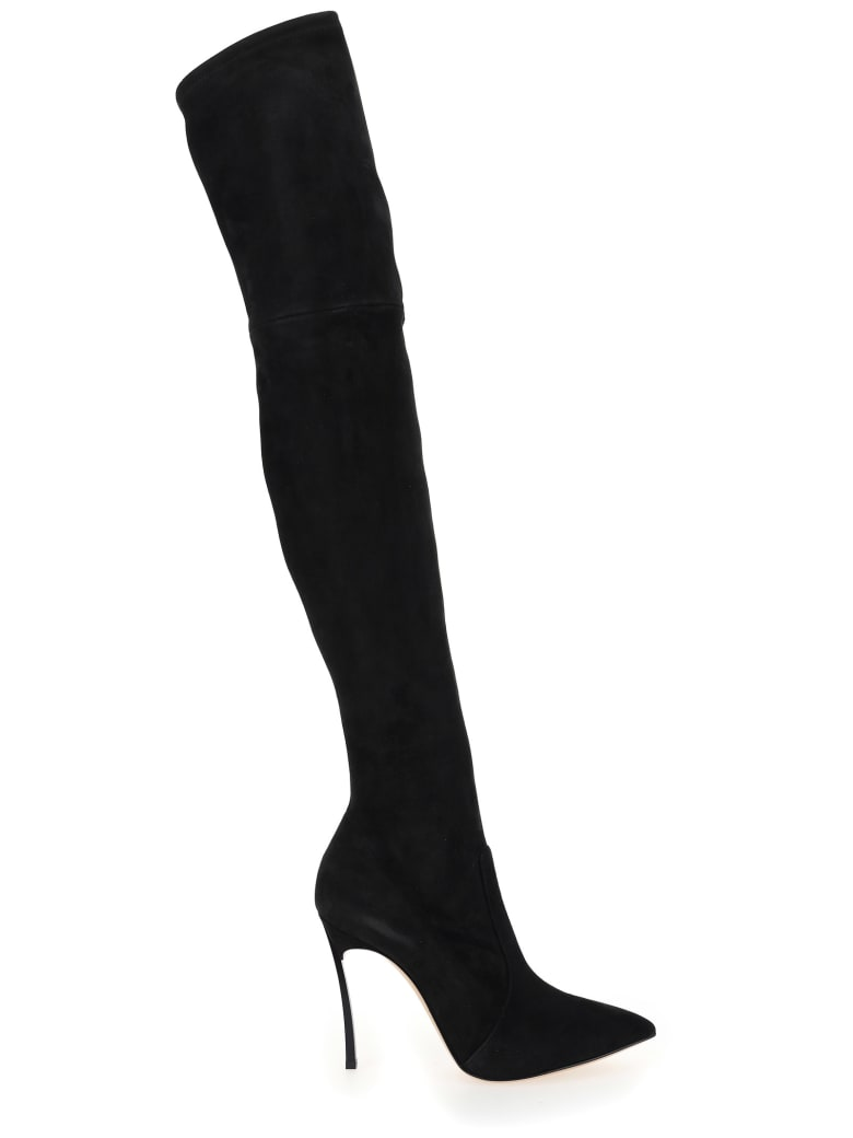 Casadei Boots - Nero