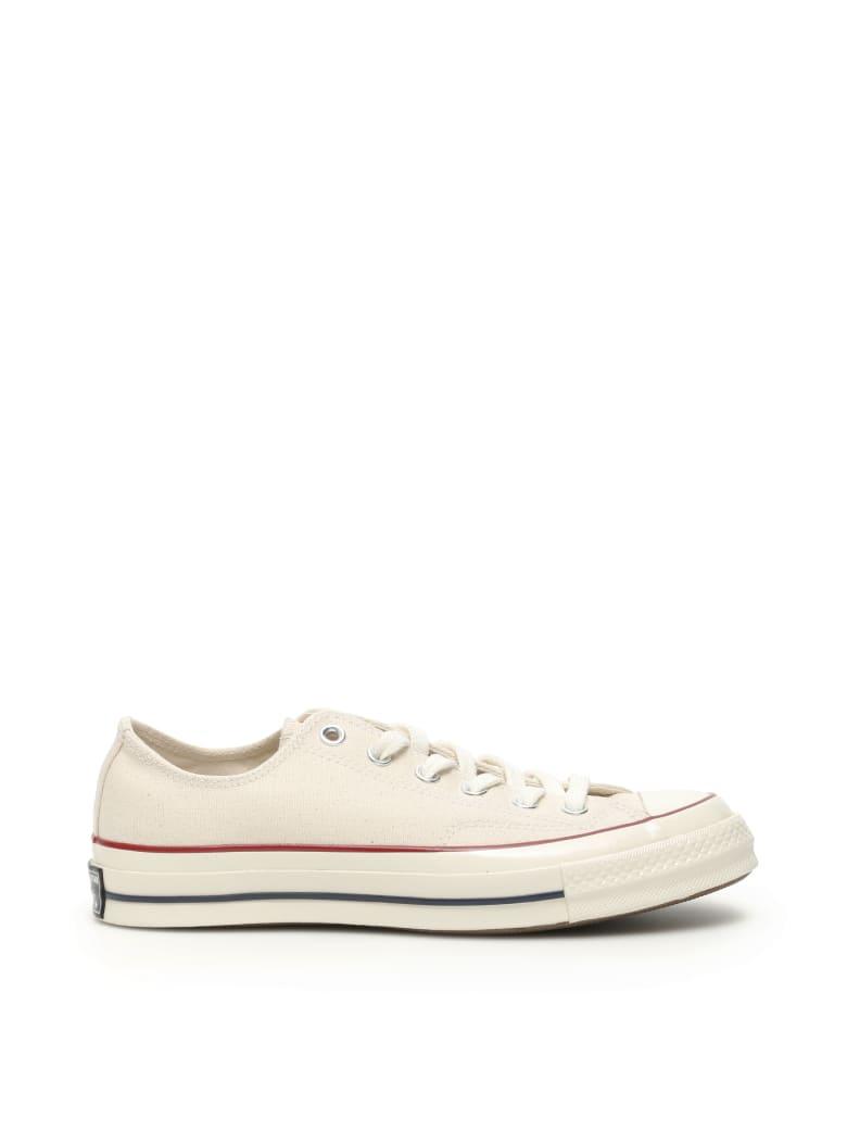 Converse Chuck 70 Sneakers - PARCHMENT GARNET EGRET (White)