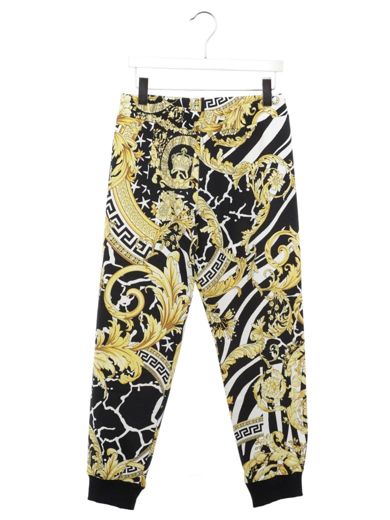 Young Versace 'barocco' Sweatpants - Multicolor