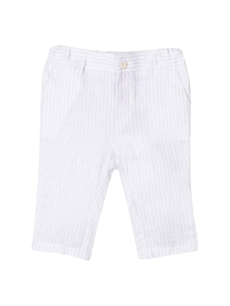 Armani Collezioni Striped Trousers - Rigato