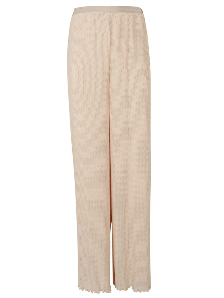 Max Mara Pianoforte Pleated Flared Trousers