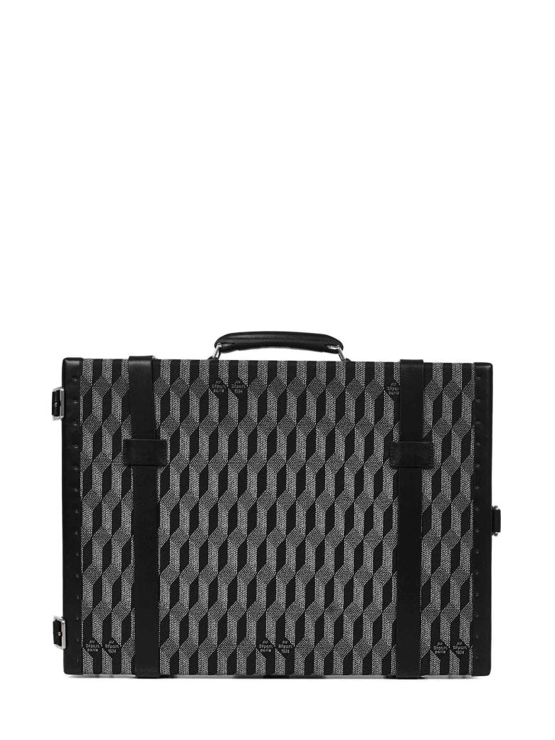 Au Départ Au Depart Paris Ps4 Trunk Suitcase - Black