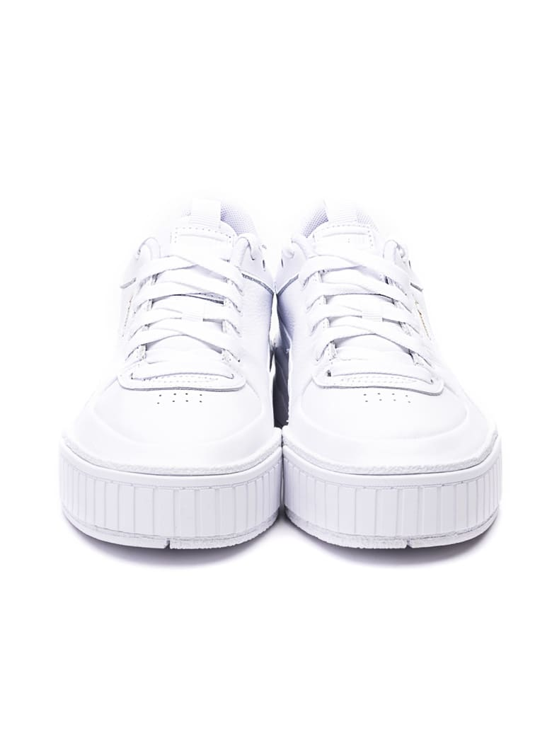 Puma  Cali Sport Wn's Leather Sneakers - WHITE