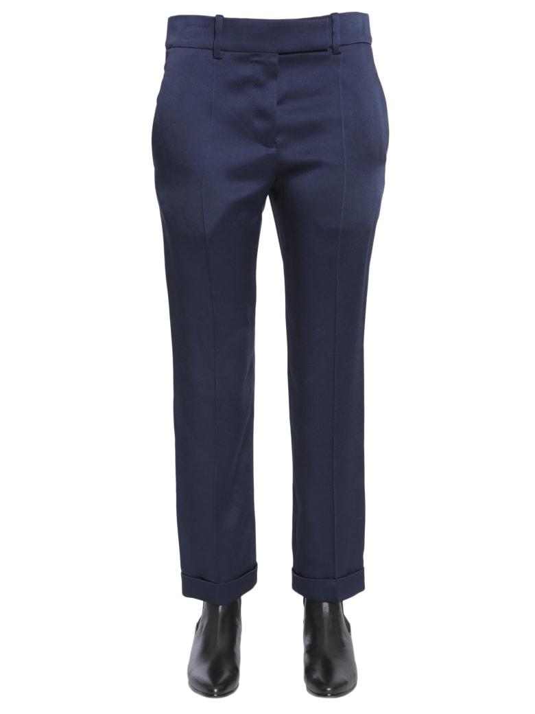 Haider Ackermann Kuiper Shiny Trousers - BLU