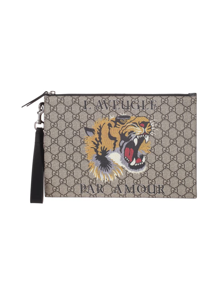 Gucci pouch - Beige