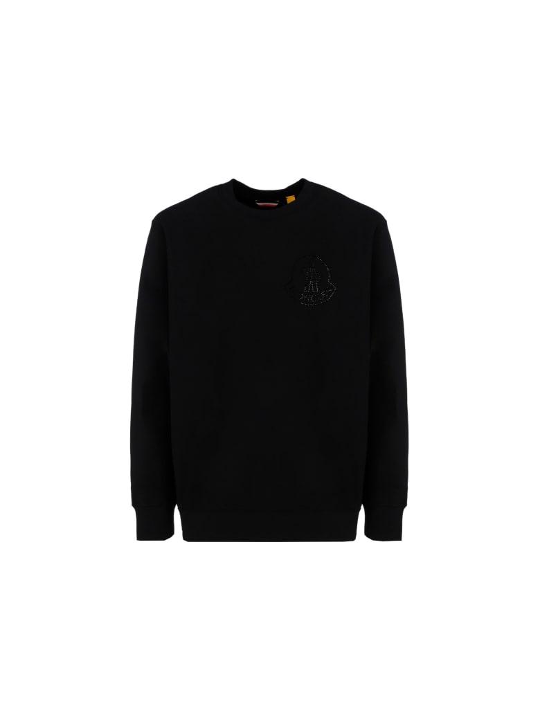 Moncler 1952 X Moncler Genius Sweatshirt - Black