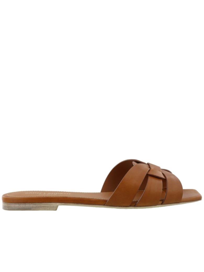 Saint Laurent Nu Pieds Sandals by Saint Laurent