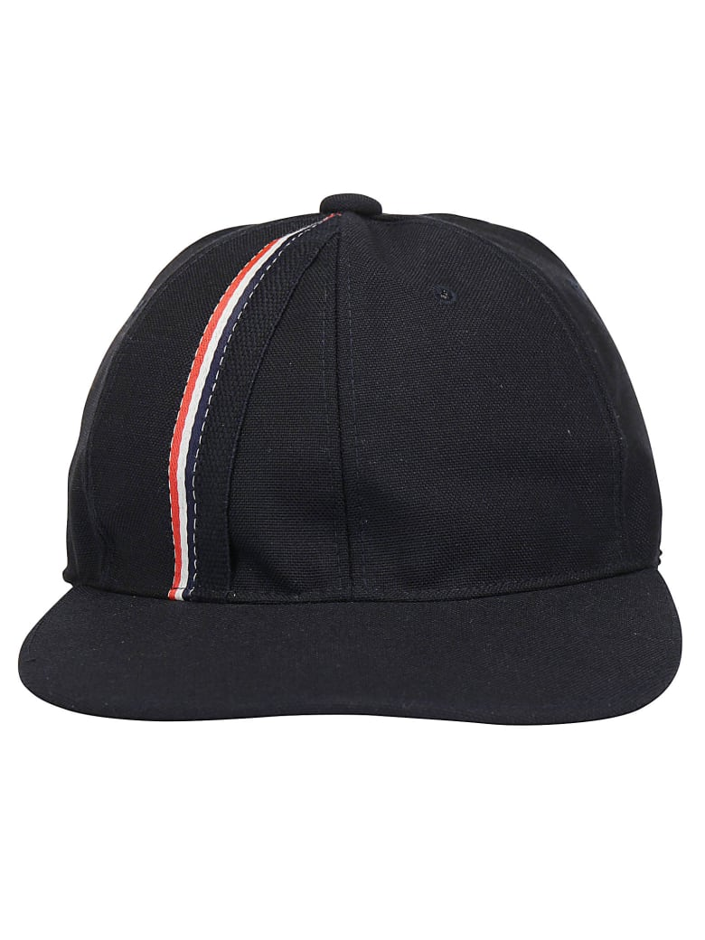 Thom Browne Baseball Cap - Navy
