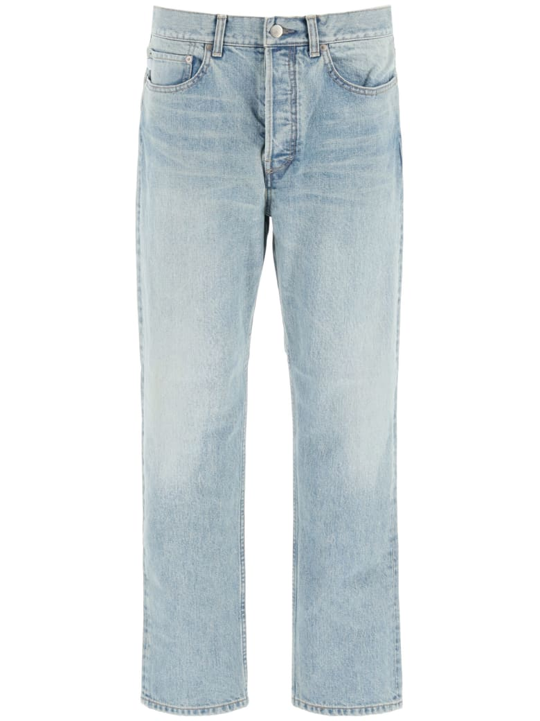 AMBUSH Regular Fit Denim Jeans - LIGHT BLUE (Blue)
