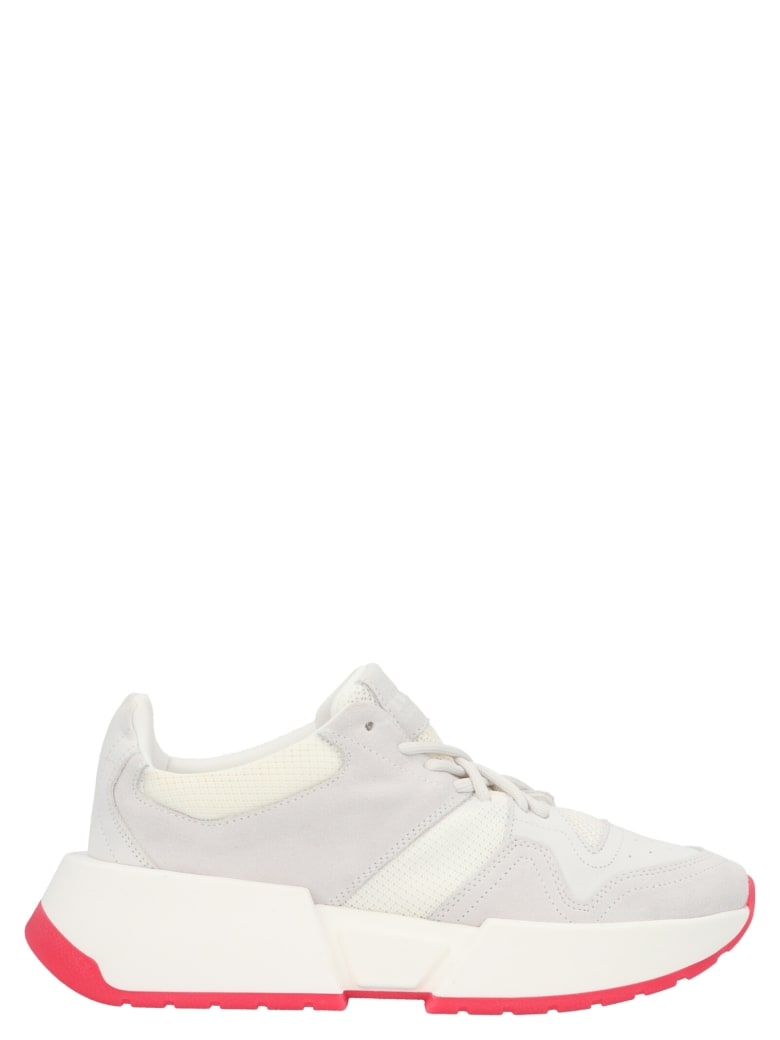 MM6 Maison Margiela 'carry Over' Shoes - White