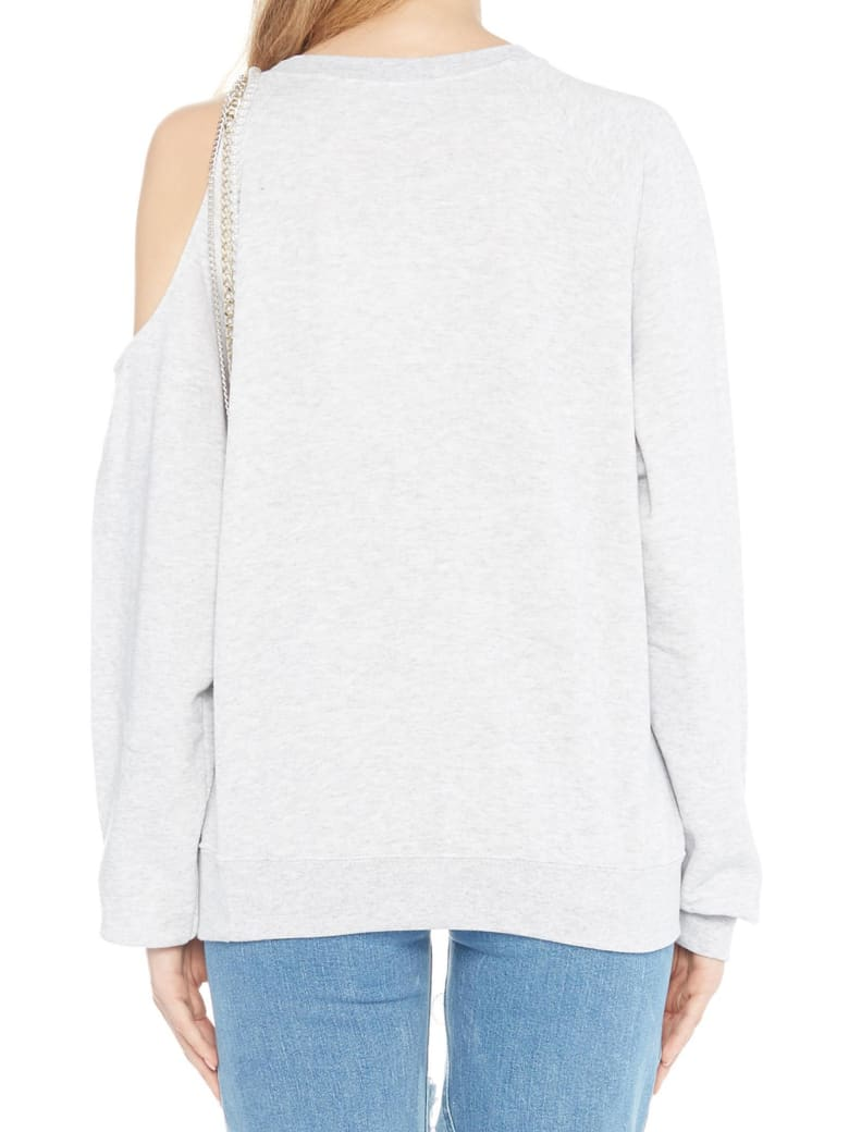 Forte Couture 'cindy Crawford' Sweatshirt - Grey